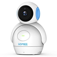 ihocon: HOMIEE 720P Digital Wireless Baby Monitor 嬰兒監看器