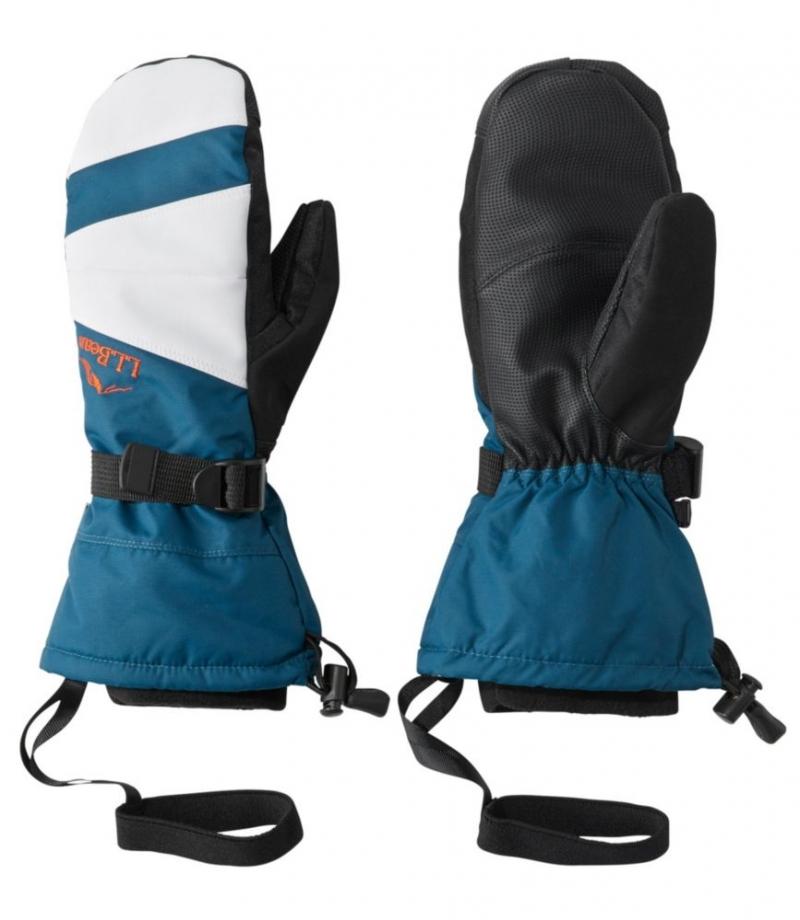ihocon: L.L.Bean Women's Waterproof Ski Mittens 女士防水滑雪手套