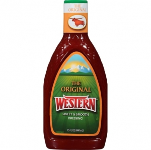 Western Original Salad Dressing 沙拉醬15oz $1.38(原價$1.93)