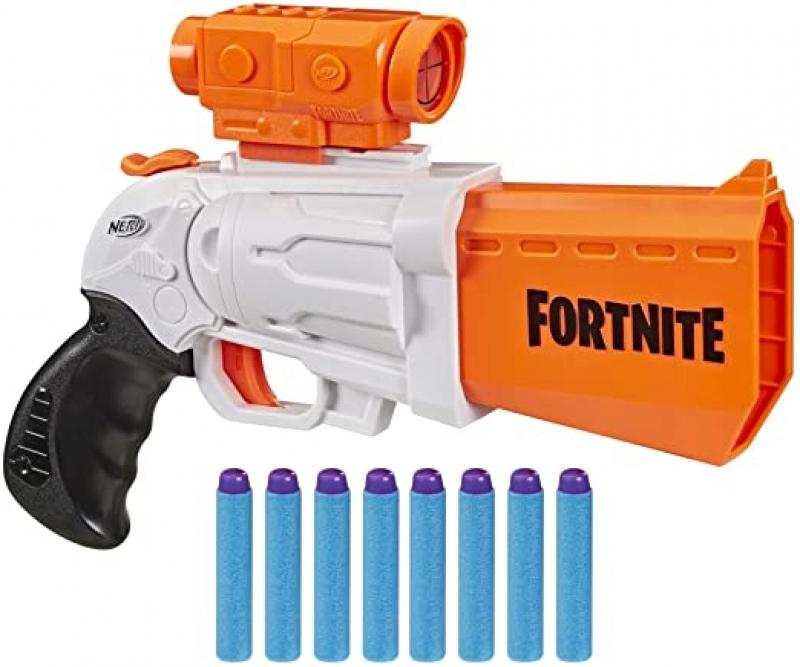 ihocon: NERF Fortnite SR Blaster 玩具槍