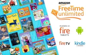 [可讓up to 4位小孩使用] FreeTime Unlimited Family Plan  一年才$34.5 (非Prime member $45.5)