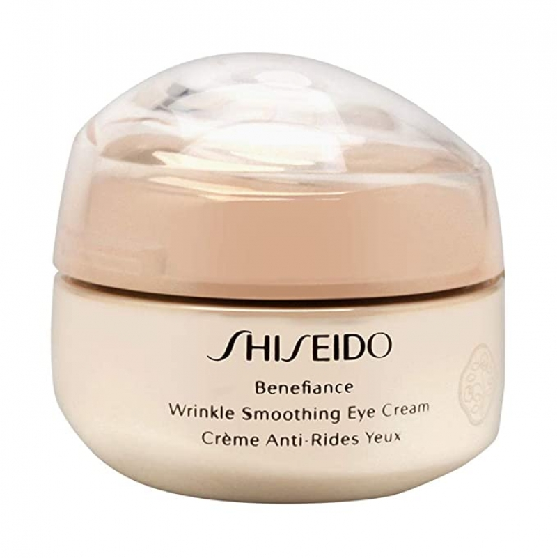 ihocon: Shiseido- Benefiance Wrinkle Smoothing Eye Cream, 15ml, 0.51 Fl Oz 資生堂眼霜