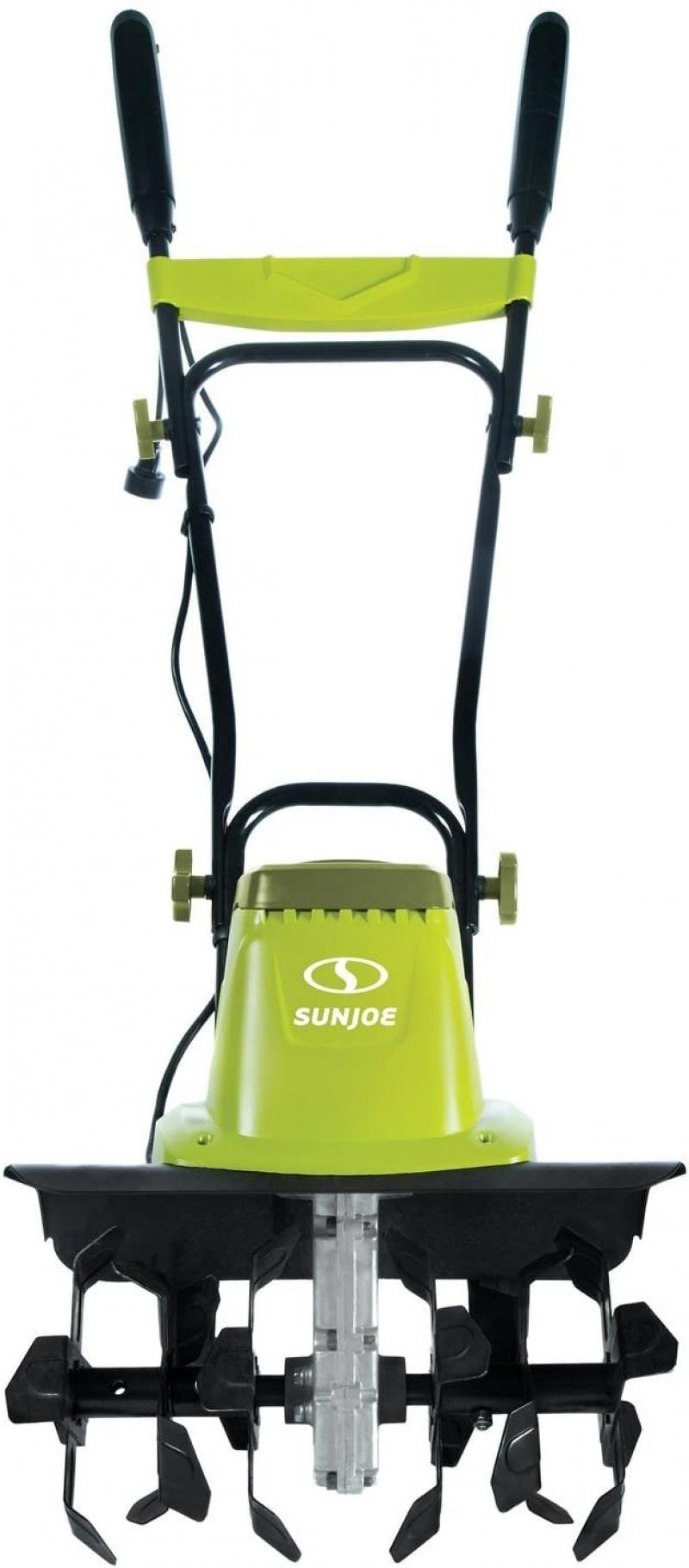 ihocon: Sun Joe TJ603E 16-Inch 12-Amp Electric Tiller and Cultivator電動翻土機/耕耘機