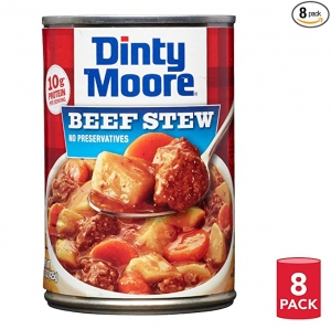 ihocon: Dinty Moore Beef Stew 15 Oz (8 Pack)  燉牛肉罐頭
