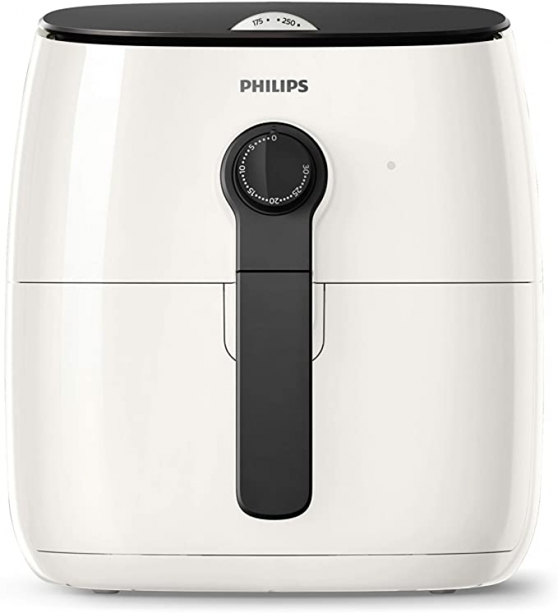 ihocon: [2020新款] Philips Premium TurboStar 1.8lb/2.75qt Airfryer - HD9721/06 (Latest Model 2020) 飛利浦氣炸鍋