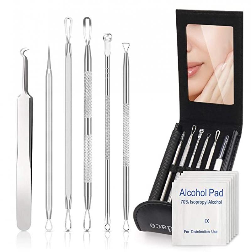 ihocon: Bedace Blackhead Remover kit, 6-Pieces 粉刺清除工具