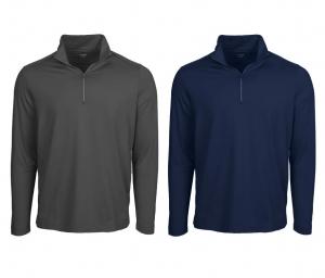 ihocon: Greg Norman Men's 1/4 Zip Pullover  男士套頭衫-多色可選