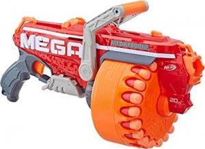 Megalodon Nerf N-Strike 玩具槍含20個Darts $23.99(原價$39.99)