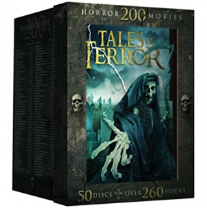 ihocon: Tales of Terror 200 Classic Horror Movies collection on DVD 經典恐怖電影精選