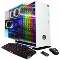 ihocon: CyberPowerPC Gamer Supreme Liquid Cool SLC3400MST Gaming Desktop遊戲電腦