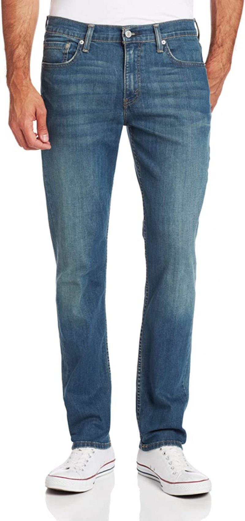 ihocon: Levi's Men's 511 Slim Fit Jeans男士牛仔褲