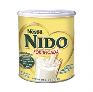 ihocon: NESTLE NIDO Fortificada Dry Milk 56.3 Ounce Canister 雀巢奶粉