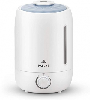 ihocon: Pallas 5L Cool Mist Ultrasonic Humidifier超音波室內加濕器