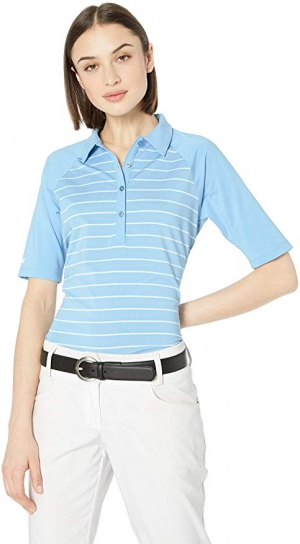 ihocon: Skechers Women's Backswing Half Sleeve Golf Polo 女士高爾夫球衫