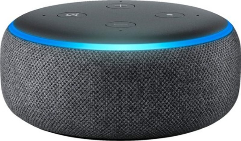[新低價] 第三代Amazon Echo Dot – 多色可選 $18.99(原價$39.99)