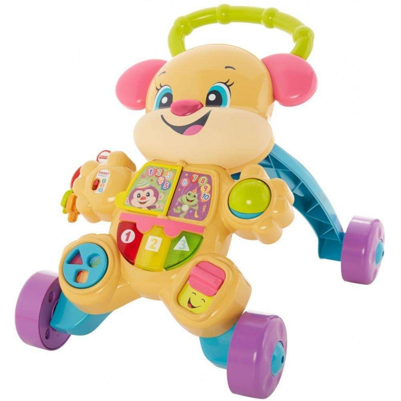 ihocon: Fisher-Price Laugh & Learn Smart Stages Learn with Sis Walker