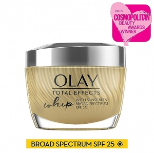 ihocon: Olay Total Effects Whip Face Moisturizer with Sunscreen, SPF 25, 1.7 oz 保濕霜