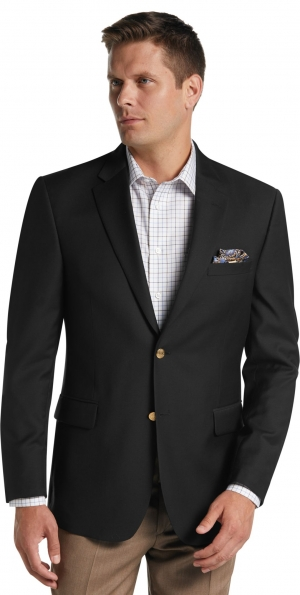 ihocon:  Jos. A. Bank Men's Signature Collection Regal Fit Wool Blazer 男士西裝外套