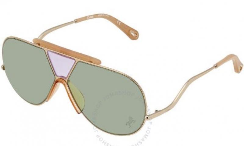 ihocon: Chloe Green Aviator Sunglasses 太陽眼鏡