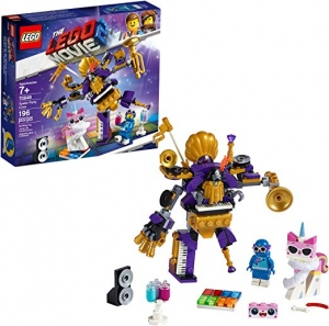 ihocon: LEGO THE LEGO MOVIE 2 Systar Party Crew 70848 Building Kit (196 Pieces)