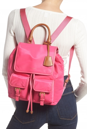 ihocon: TORY BURCH Perry Nylon Backpack背包