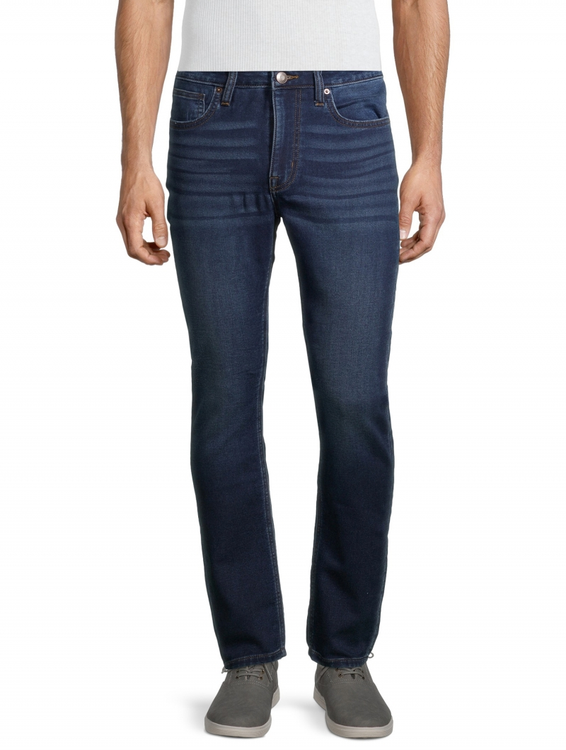 ihocon: George Men's Knit Denim Jeans 男士牛仔褲