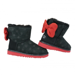 ihocon: UGG Girl's Disney Sweetie Bow Boots 迪士尼童靴-2色可選