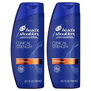 ihocon: Head and Shoulders Shampoo, Anti Dandruff, 23.7 fl oz, Twin Pack 抗頭皮屑洗髮精
