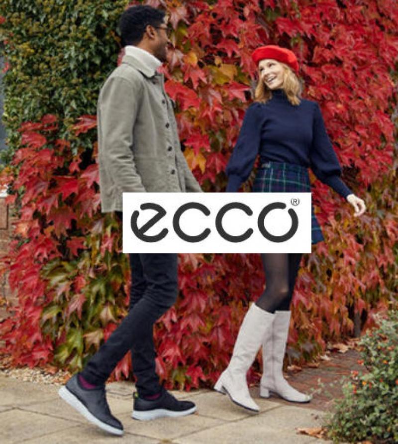[黑五搶先賣] ECCO男鞋, 女鞋 extra 50% off