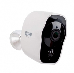 ihocon: [室內/室外均可] WiYA Wireless Rechargeable Battery Powered Camera with Waterproof for Outdoor/Indoor 充電式監視鏡頭