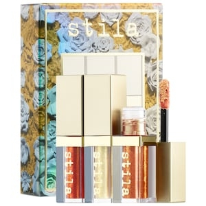 ihocon: stila All Fired Up Glitter & Glow Eye Shadow Set Mini 迷你眼影套裝