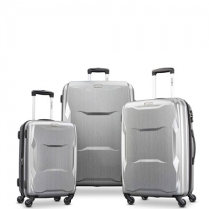 ihocon: Samsonite Pivot 3 Piece Luggage Set硬殼行李箱組