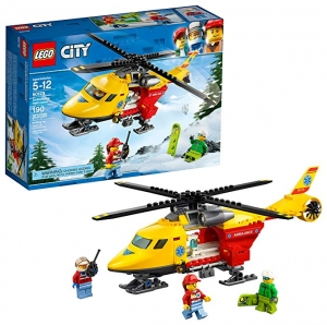 ihocon: LEGO City Ambulance Helicopter 60179 Building Kit (190 Piece)
