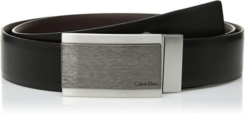 ihocon: Calvin Klein Men's Reversible Feather Edge Dress Belt  男士雙面皮帶
