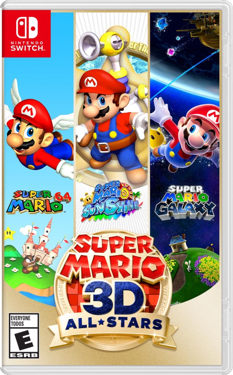 ihocon: Nintendo Switch遊戲 - Super Mario 3D All-Stars