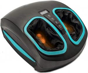 ihocon: InvoSpa Shiatsu Foot Massager Machine with Heat 足部加熱按摩器