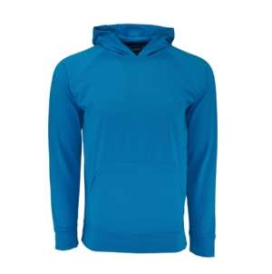 ihocon: IZOD Men's Fitted Pullover Hoodie 男士連帽衫 - 多色可選