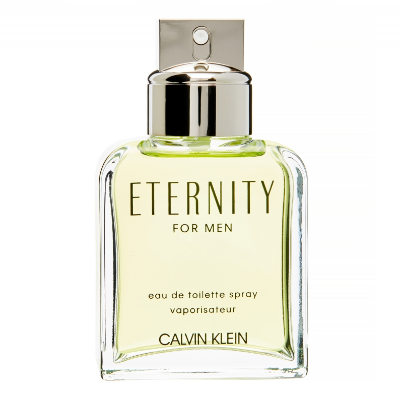 ihocon: Calvin Klein Eternity Eau De Toilette Spray, Cologne for Men, 3.4 Oz 男士古龍水