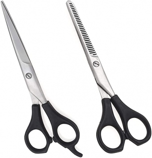 ihocon: SurgicalOnline Professional Hair Cutting Scissors Set 剪髮剪刀一組2把