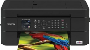 ihocon: Brother Work Smart Series MFC-J497DW Wireless All-In-One Printer 無線多功能印表機