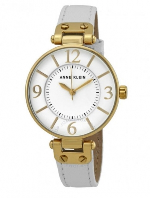 ihocon: Anne Klein White Dial Ladies Watch 10-9168WTWT女錶