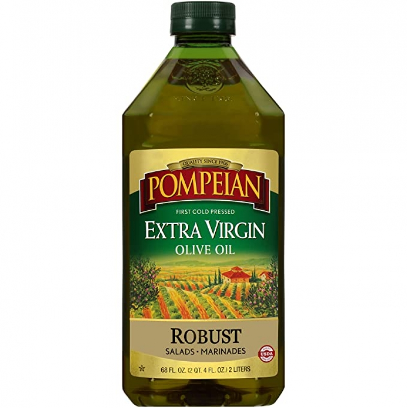 ihocon: Pompeian Robust Extra Virgin Olive Oil 冷壓初榨橄欖油