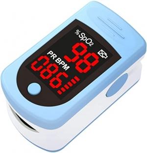 ihocon: Lovia Pulse Oximeter 血氧監測儀
