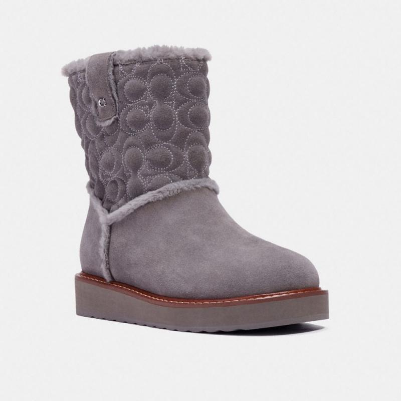 ihocon: Coach ivy boot 女靴