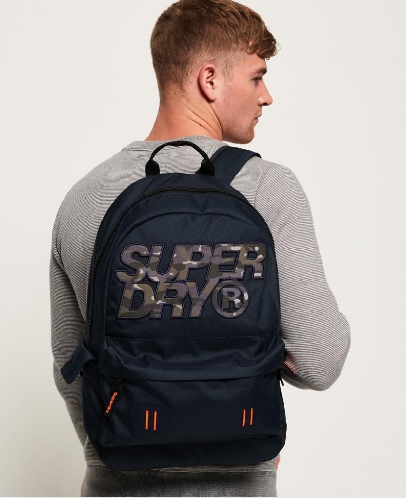 ihocon: Superdry極度乾燥 Camo Infill Lineman Montana Rucksack 背包