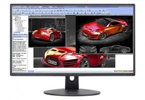 Sceptre 24吋超薄 LED電腦螢幕 $94.98免運(原價$129.99)