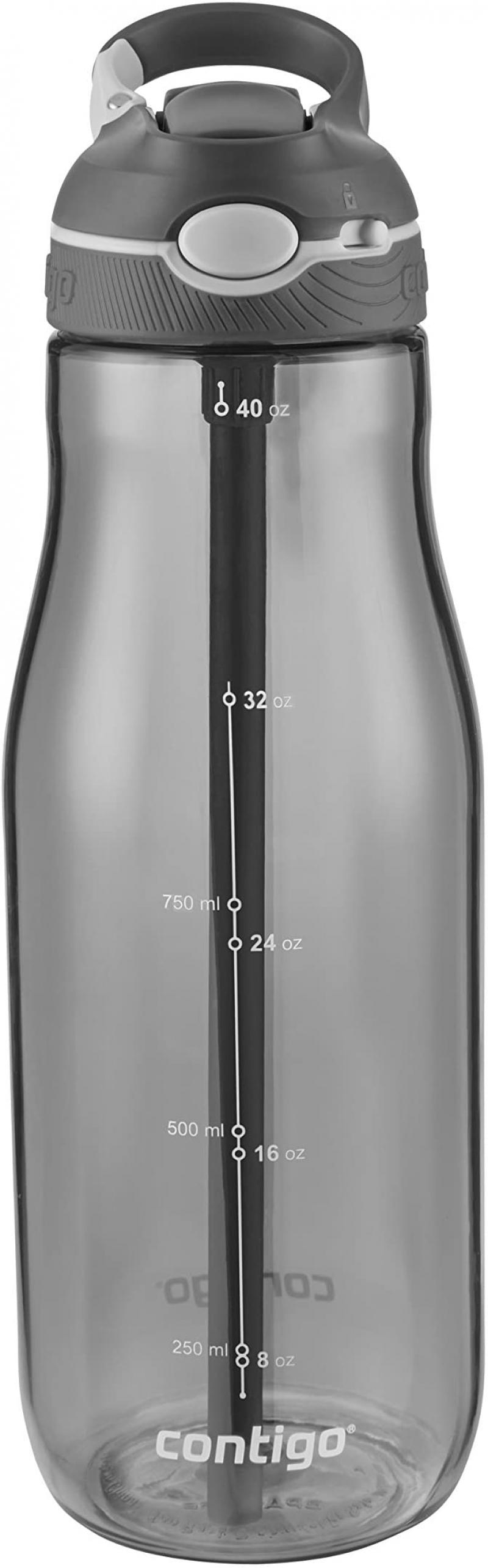 ihocon: Contigo Autospout Ashland Water Bottle, 40oz 水瓶