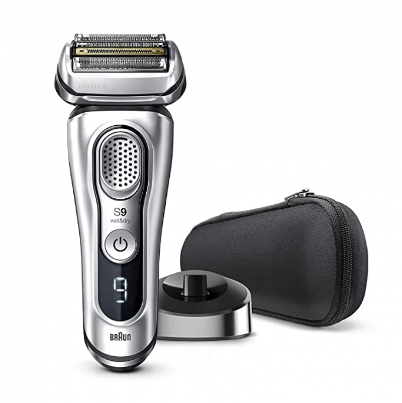 ihocon: Braun Electric Razor for Men, Series 9 9330s Electric Shaver博朗男士電動刮鬍刀