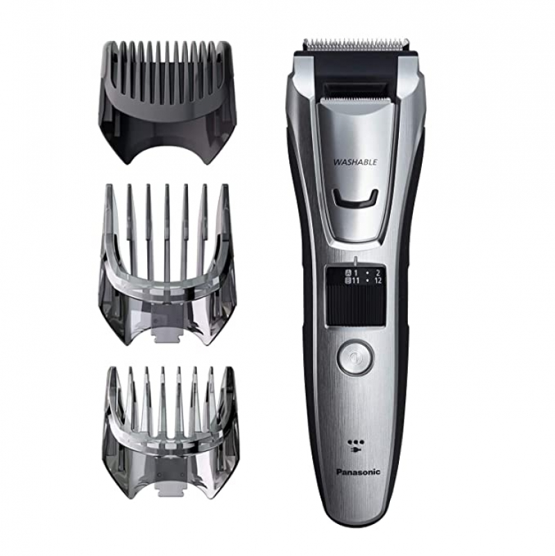 ihocon: Panasonic Multigroom Beard Trimmer Kit For Face, Head, Body Hair 電動刮鬍/理髮/修容刀