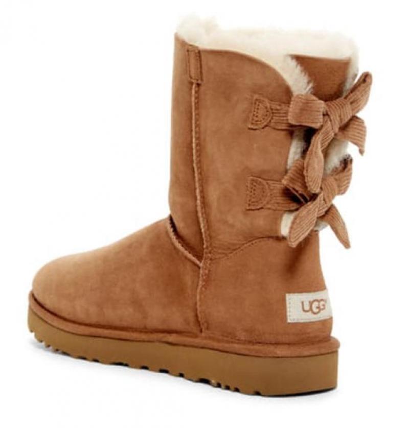 ihocon: UGG Bailey Twinface Genuine Shearling &  Bow Corduroy Boot女靴-多色可選
